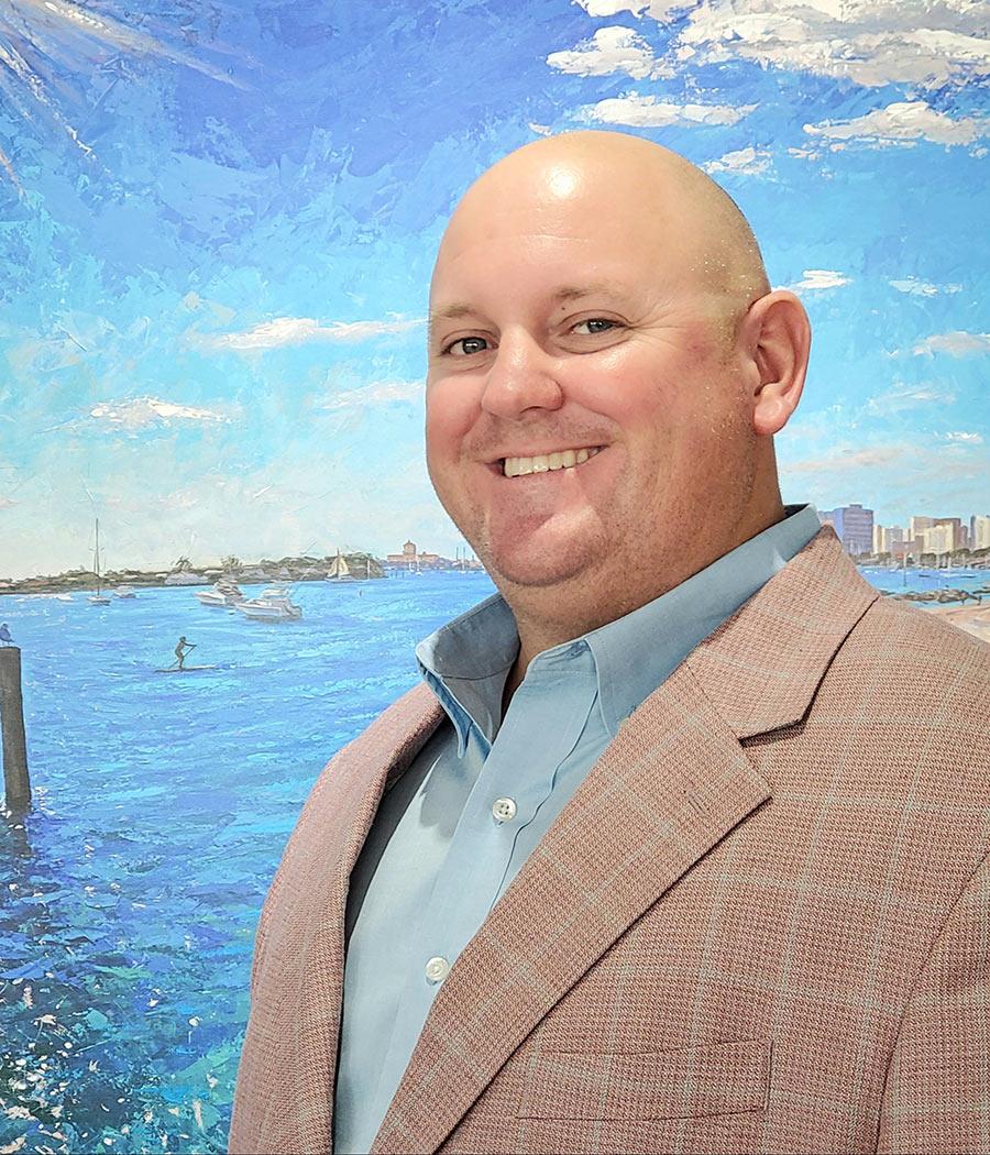 Louie Rosado, South Florida Representative at Marc Shore + Associates