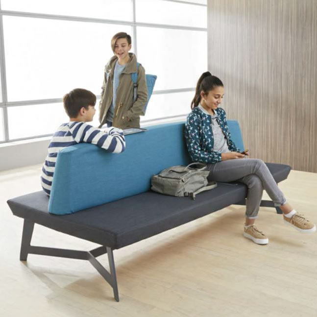 Waiting Spaces Furniture by Gressco