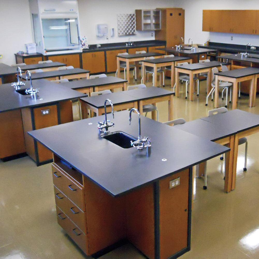 Laboratory Furniture by Intensa