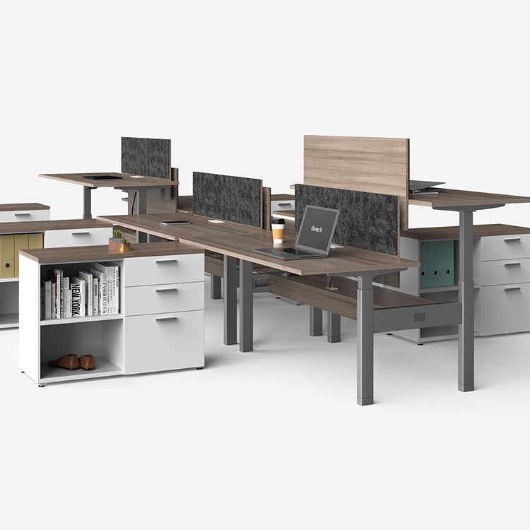 Open Plan Furniture by Three H