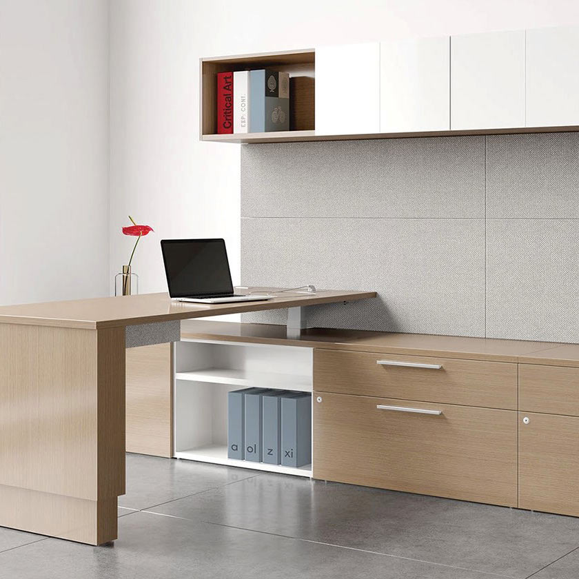 Private Office Furniture by Three H