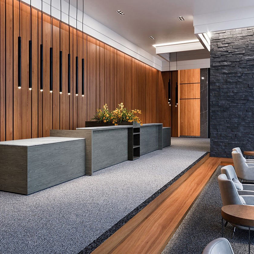 Reception Furniture by Three H