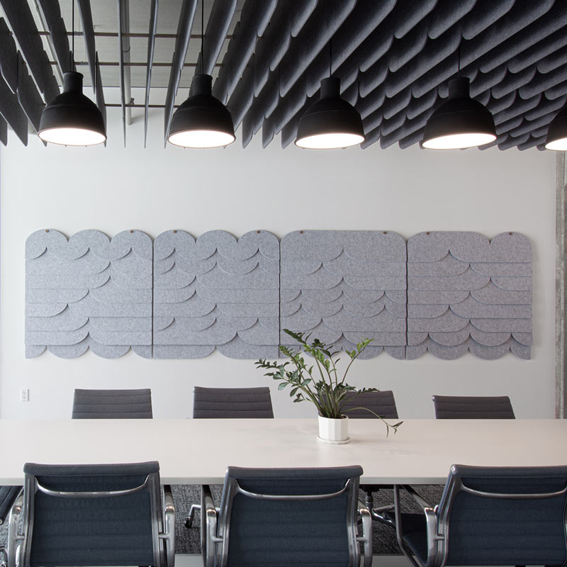 Acoustic Furniture by Loftwall