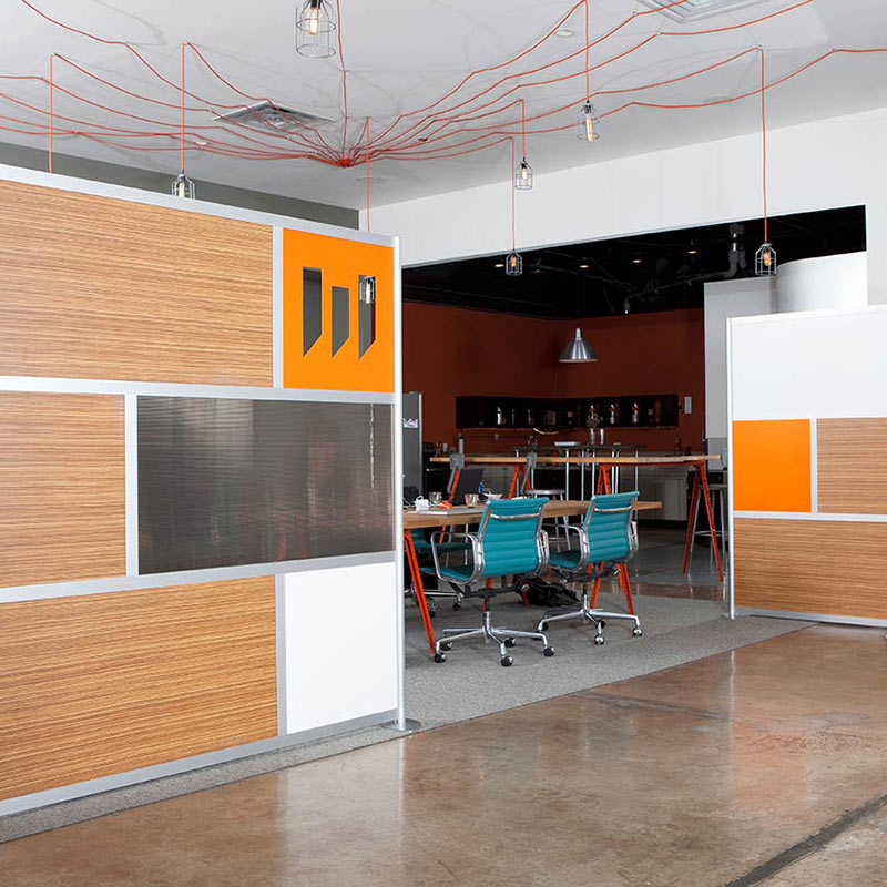 Room Dividers by Loftwall